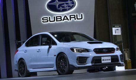 Каско на Subaru (Субару)