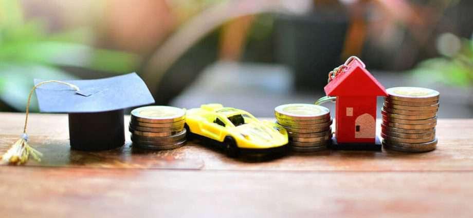 Кредиты в нескольких банках
