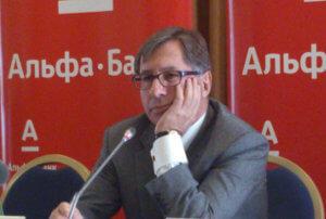 Петр Авен и Альфа-Банк