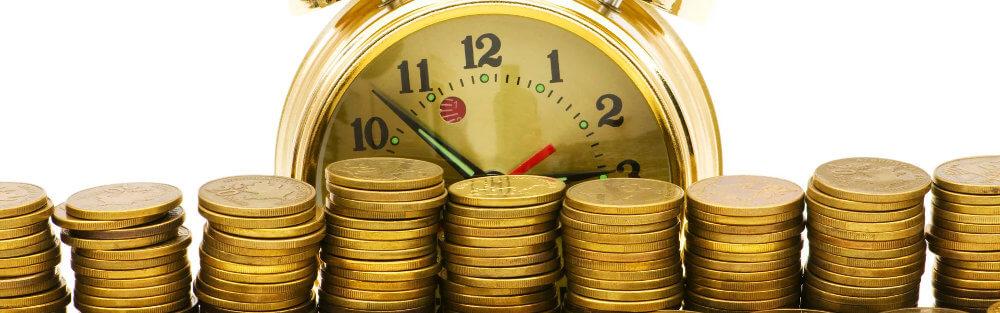 Виды счетов и капитализация