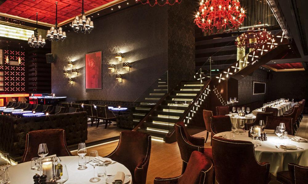 Sas Café Dubai