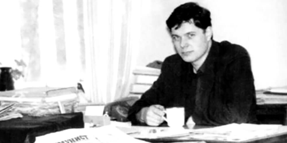Алексей Мордашов молодой