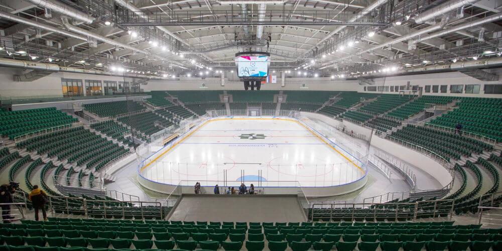 Платиум Арена в Красноярске