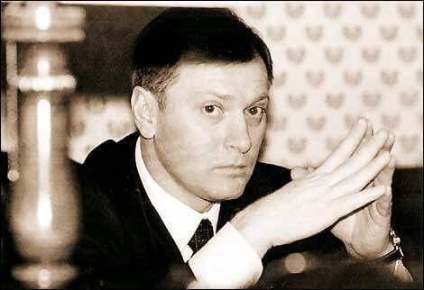 Муса Бажаев молодой