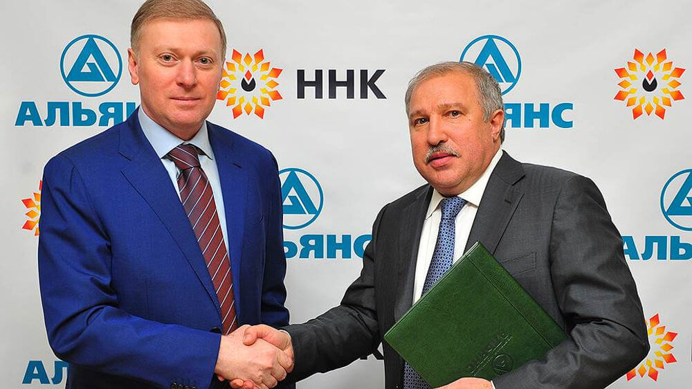 Муса Бажаев и Эдуард Худайнатов