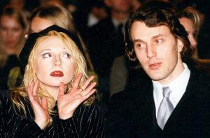 Руслан Байсаров с Кристиной Орбакайте