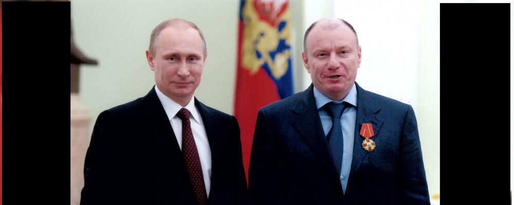 Владимир Потанин на государственной службе